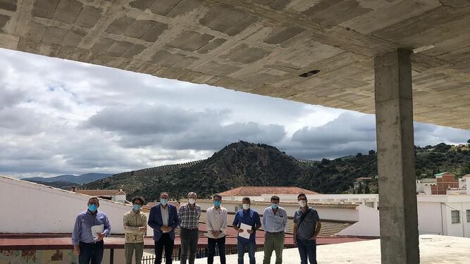 La Diputación licita el contrato de obras de terminación del edificio educativo de Almedinilla