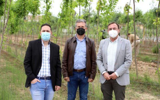 La Diputación trabaja en un plan para la mejora de la biodiversidad y la reducción de emisiones de CO2 en la provincia de Córdoba