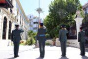 La Comandancia de Córdoba conmemora el 177º aniversario de la fundación de la Guardia Civil