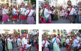 La Danza de de San Isidro de Fuente-Tójar, Primer Premio Nacional de Danzas Antiguas de España