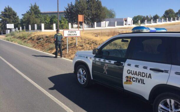 La Guardia Civil de Peñarroya-Pueblonuevo detiene a una persona en Fuente Obejuna por maltrato animal