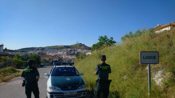 La Guardia Civil investiga a una persona como supuesto autor de un delito de hurto de un remolque ligero