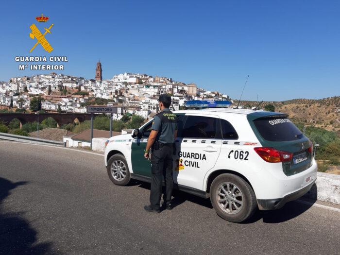 La Guardia Civil detiene a seis personas e investiga a otras dieciséis como supuestos autores de varios delitos relacionados con la compra venta de aceituna