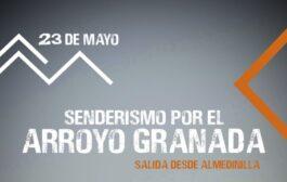 Senderismo por el Arroyo Granada - 23 de mayo