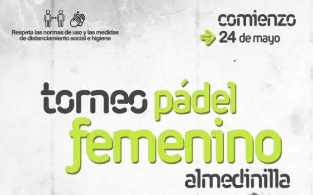 Torneo Pádel Femenino de Almedinilla