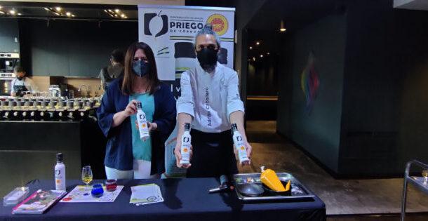 La D.O.P. Priego de Córdoba da a conocer sus singularidades en el espacio gastronómico Kitchen 2021
