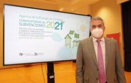 Seis ayuntamientos de la Subbética recibirán 10.000 euros de la Agencia Provincial de la Energía para desarrollar sus proyectos