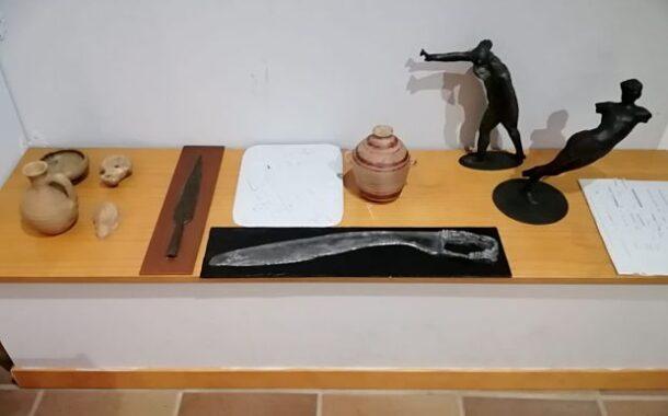El Museo Histórico de Almedinilla adquiere reproducciones de piezas arqueológicas impresas en 3D