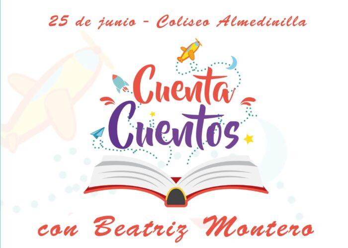 Cuentacuentos con Beatriz Montero y Taller para padres y madres - 25 de junio