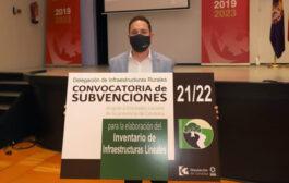 La Diputación pone en marcha una nueva convocatoria de subvenciones para la elaboración del inventario de caminos para el bienio 2021-2022
