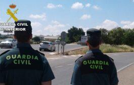 La Guardia Civil detiene a dos personas e investiga a otras cuatro en Montilla por la supuesta comisión de varios delitos contra el patrimonio