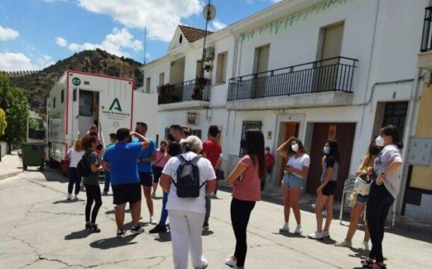 El cribado en Almedinilla detecta un positivo tras participar el 50,72% de los citados