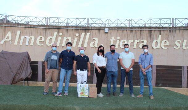 La I Jornada de Olivar reúne a más de un centenar de agricultores