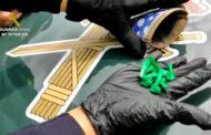 La Guardia Civil con la colaboración de la Policía Local de Montilla detiene a una mujer como supuesta autora de un delito de tráfico de drogas