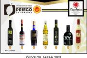 Japón reconoce con siete galardones la calidad de los AOVEs con sello de la DOP Priego de Córdoba