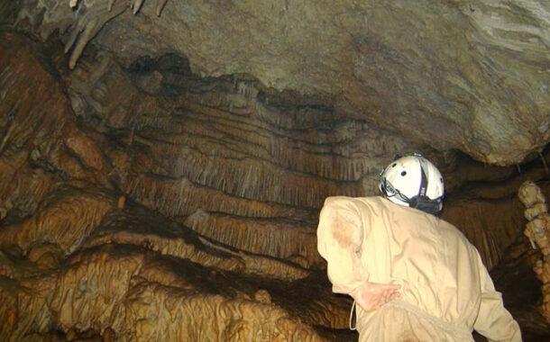 La sima de los Macarrones, una joya subterránea de las Sierras Subbéticas casi desconocida