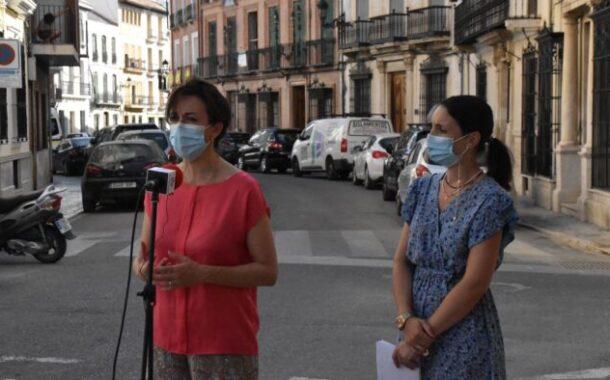 La calle Río del casco histórico Priego será reformada  en los próximos meses
