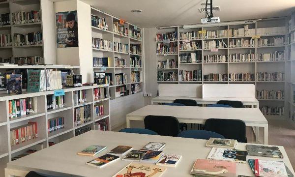 La Biblioteca Municipal de Almedinilla, Premio de Animación a la Lectura