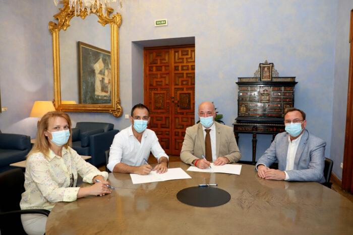 Epremasa se encargará de la explotación del Punto Limpio de Cañete de las Torres
