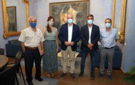 La Diputación de Córdoba traslada su malestar a la Coordinadora Andaluza para la Recuperación de la Memoria Histórica por la falta de avances en la exhumación de las fosas comunes de la capital