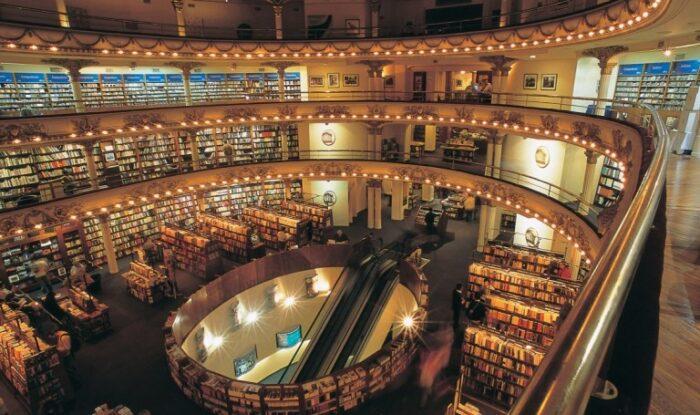Amor a los libros
