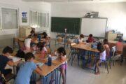Comienza su andadura la Escuela de Verano de Almedinilla