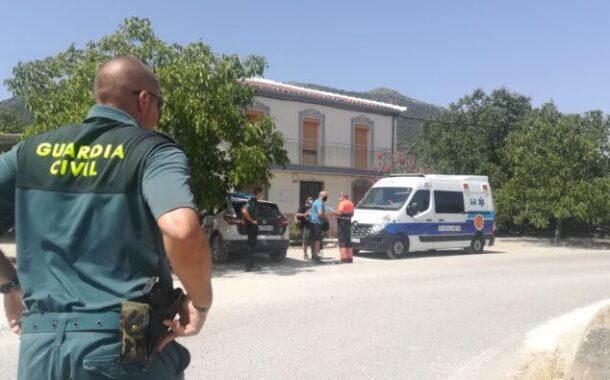 La Guardia Civil rescata a dos senderistas que se habían perdido en el Pico más alto de la Subbética (Pico la Tiñosa) Priego de Córdoba.