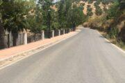 El Alcalde de Almednilla denuncia el robo de cableado de cobre y fibra óptica de las farolas de la calle Huertas