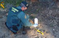 El SEPRONA con colaboración de Agentes de Medio Ambiente investiga en Baena a una persona por su presunta responsabilidad en la colocación de cebos envenenados