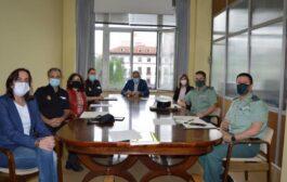 Intervención de miembros de las Fuerzas y Cuerpos de Seguridad ante un acto suicida en curso