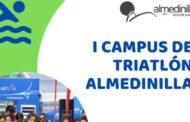 I Campus de Triatlón en Almedinilla