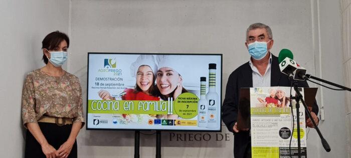 La DOPPriego de Córdoba presenta la V Edición de