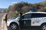 La Guardia Civil de Priego de Córdoba detiene, en Almedinilla, a dos personas e investiga a una tercera, por un delito continuado de robo con fuerza en las cosas.