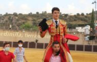 Victor Barroso, triunfador de la Gran Semifinal de Almedinilla