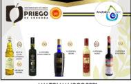 Los ANATOLIAN IOOC premian con seis reconocimientos a los AOVE'S Priego de Córdoba