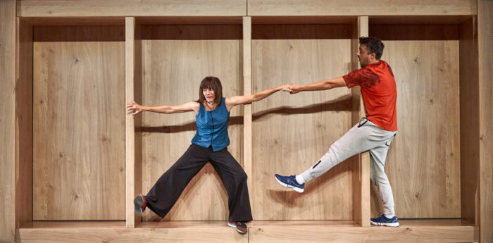 Gran comienzo de la agenda cultural de otoño de Almedinilla, con la obra de teatro
