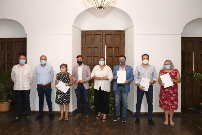 Iprodeco destina casi 55.000 euros al desarrollo de ferias y encuentros de promoción de sectores productivos fundamentales para la provincia de Córdoba