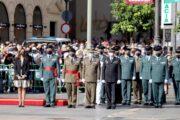 El Palacio de la Merced acoge una exposición que acerca a la ciudadanía la historia y labor de la Guardia Civil