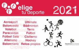 Abierto el plazo para que los municipios se adhieran al programa 'Elige tu deporte'