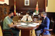 El Colegio de Farmacéuticos de Córdoba y la Guardia Civil refuerzan su colaboración para mejorar la seguridad de los mayores y personas en situaciones vulnerables