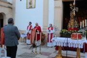 El Nazareno y la Banda Municipal de Música de Almedinilla ponen el broche de oro a la Feria 2021