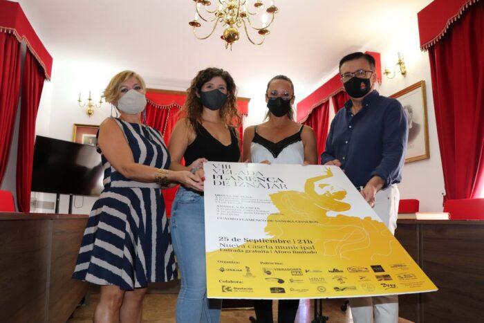 Presentada la VIII Velada Flamenca de Iznájar