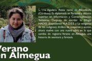 Verano en Almegua, nueva novela de Susana Aguilera Reina
