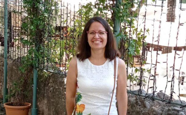 La almedinillense Ana Soler opina por qué ha decidido estudiar en línea