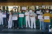 SATSE denuncia una drástica reducción de los refuerzos eventuales de personal del hospital Infanta Margarita por parte de la Junta de Andalucía