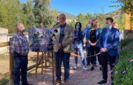 La Diputación y el Ayuntamiento de Rute invierten más de 100.000 euros en el embellecimiento del camino de acceso al manantial del nacimiento del río Zambra