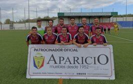 El Almedinilla Senior vuelve  perder en el municipal Antonio Pulido