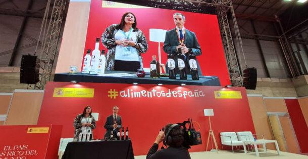 Las DOPS Priego de Córdoba y Sierra Mágina celebran su 25 Aniversario en el Salón Gourmets de Madrid